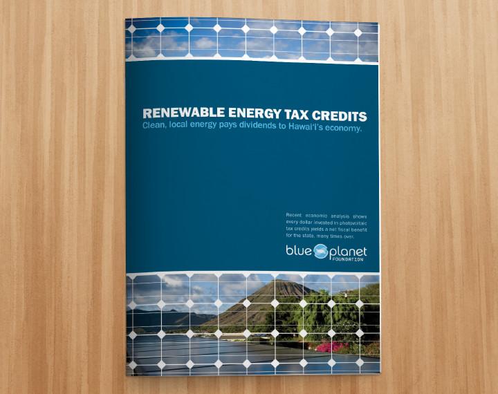Solar Energy In Hawaii Brochure Christopher Green Design