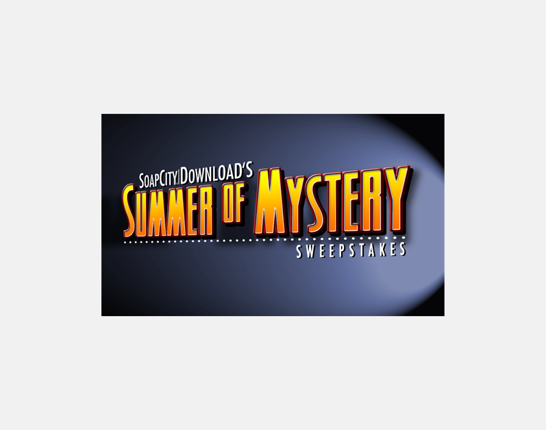 Summer of Mystery Logo